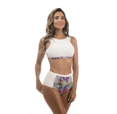 White limonium Bikini